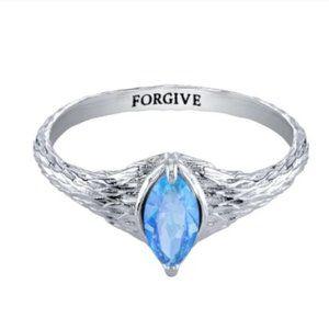 Fragrant Jewels Phoenix Reborn Forgive Ring Size 8